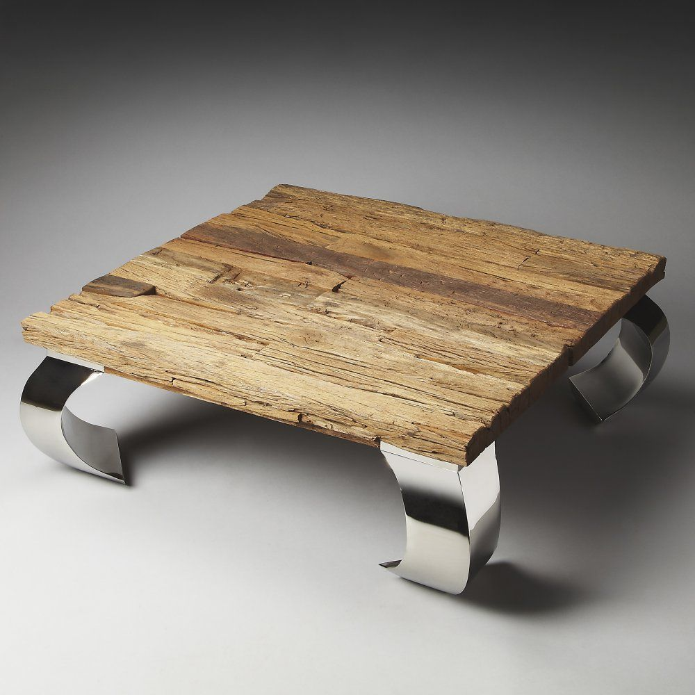 Butler Opium Chow Leg Coffee Table   Butler Loft   Coffee Tables At  Hayneedle