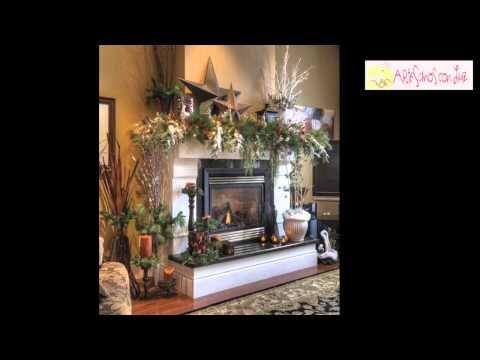 Videos sobre decoraci n navide a artesanos con luz http - Decoracion con chimeneas ...