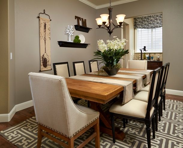 Delicieux Country Dining Room Decor With Spoon Wall Decor | Decolover.net