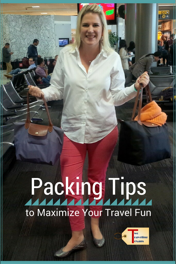 Packing Tips To Maximize Your Travel Fun