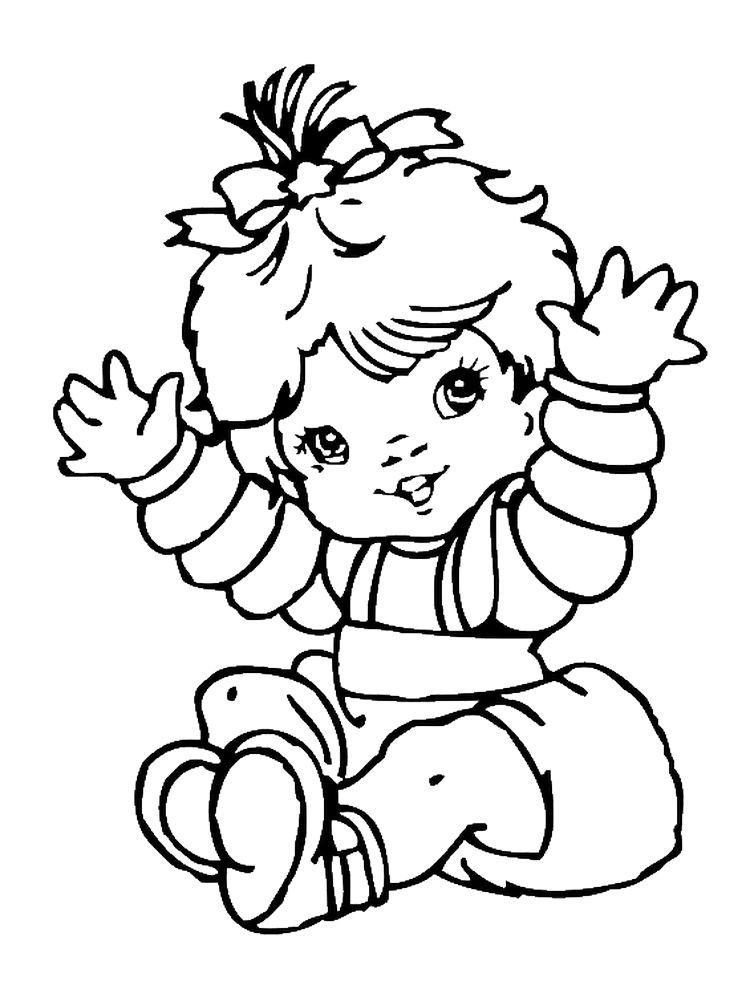newborn baby girl coloring pages. Below is a collection of