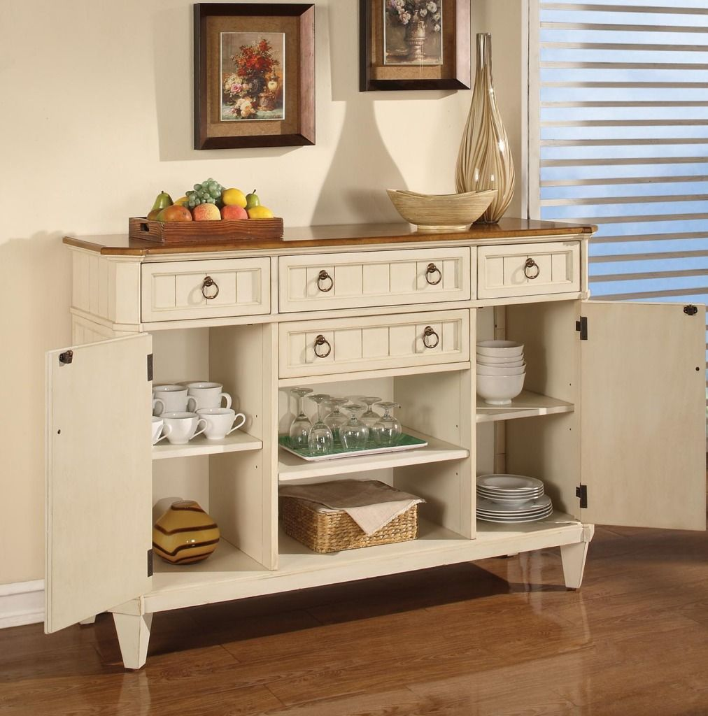 French Country Kitchen 1012x1024 French Country Buffet Sideboard