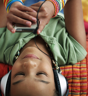Why Audiobooks are Great for Kids - Stop by HPL, we have audiobooks on CD, Playaway, and downloadables via eMediaLibrary.