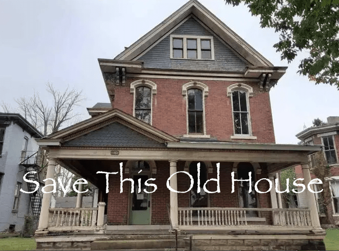 Update Save This Old House C 1880 Brick Beauty In Richmond Indiana Reduced To 20k In 2020 Old Houses Old House House