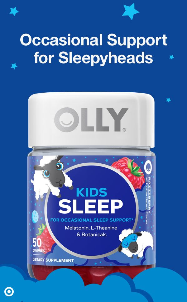 Are Your Little Ones Having Trouble Sleeping Try Olly Kids Sleep