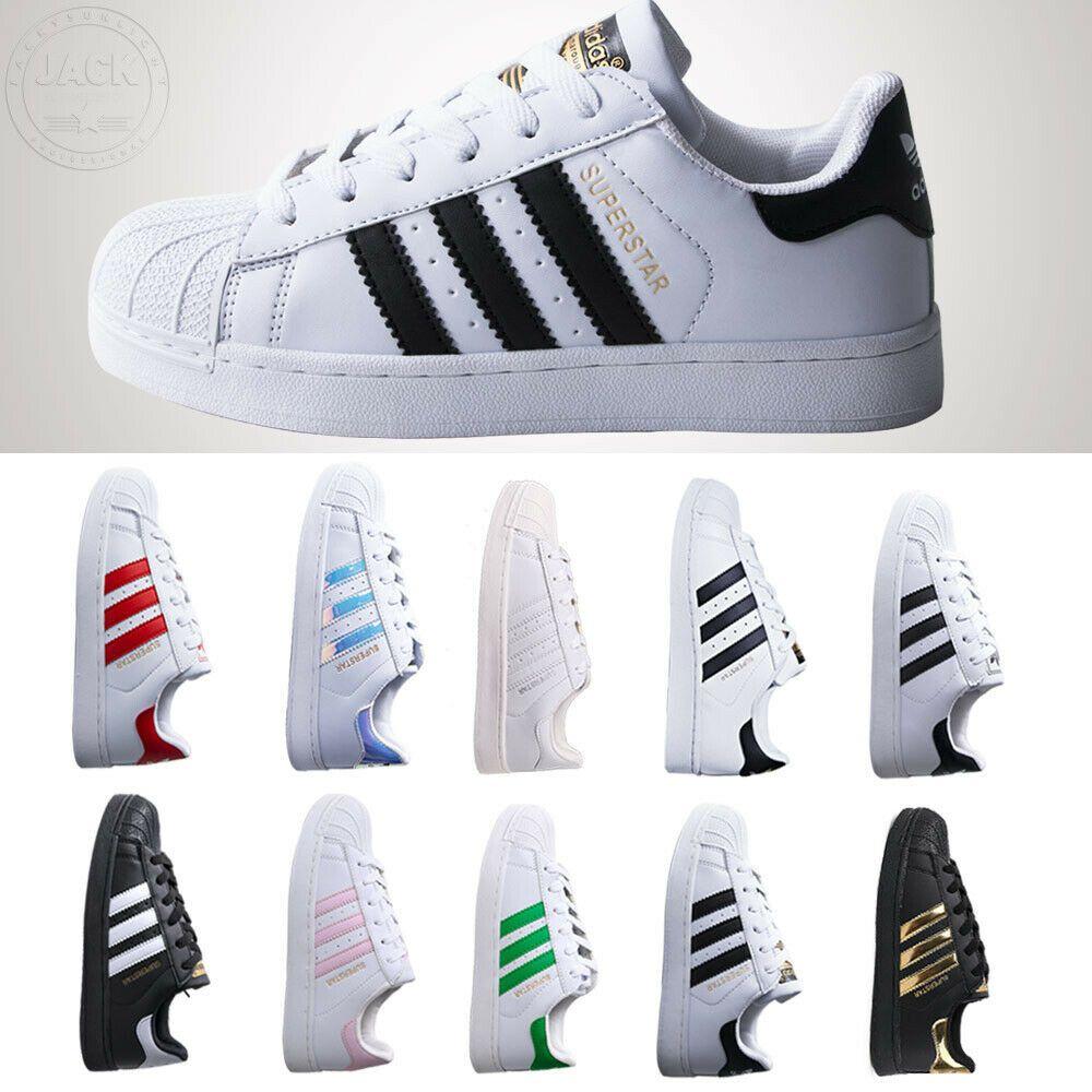 Damen Herren Schuhe 3644 Freizeit Sneaker Running Sportschuhe Turnschuhe Weiss Damen Schuhe Ideas Of Dam Adidas Superstar Sneaker Adidas Sneakers Sneakers