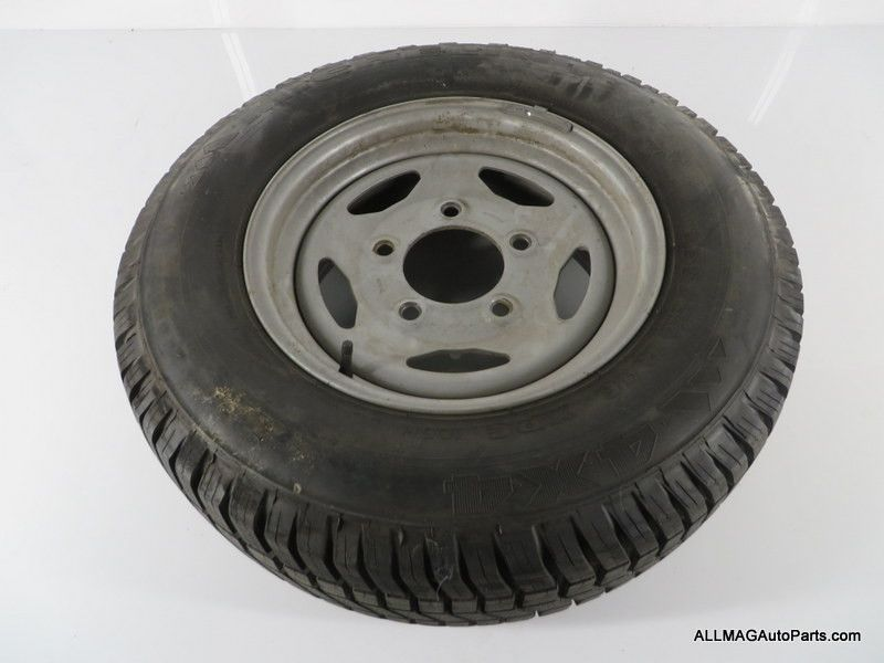 1994-1999 Land Rover Discovery 1 Steel Spare Wheel And