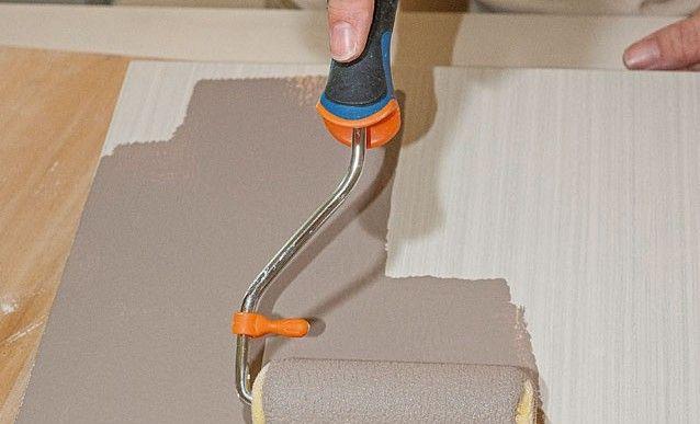 peindre sur du carrelage diy d coration mobilier pinterest bricolage diy et construction. Black Bedroom Furniture Sets. Home Design Ideas