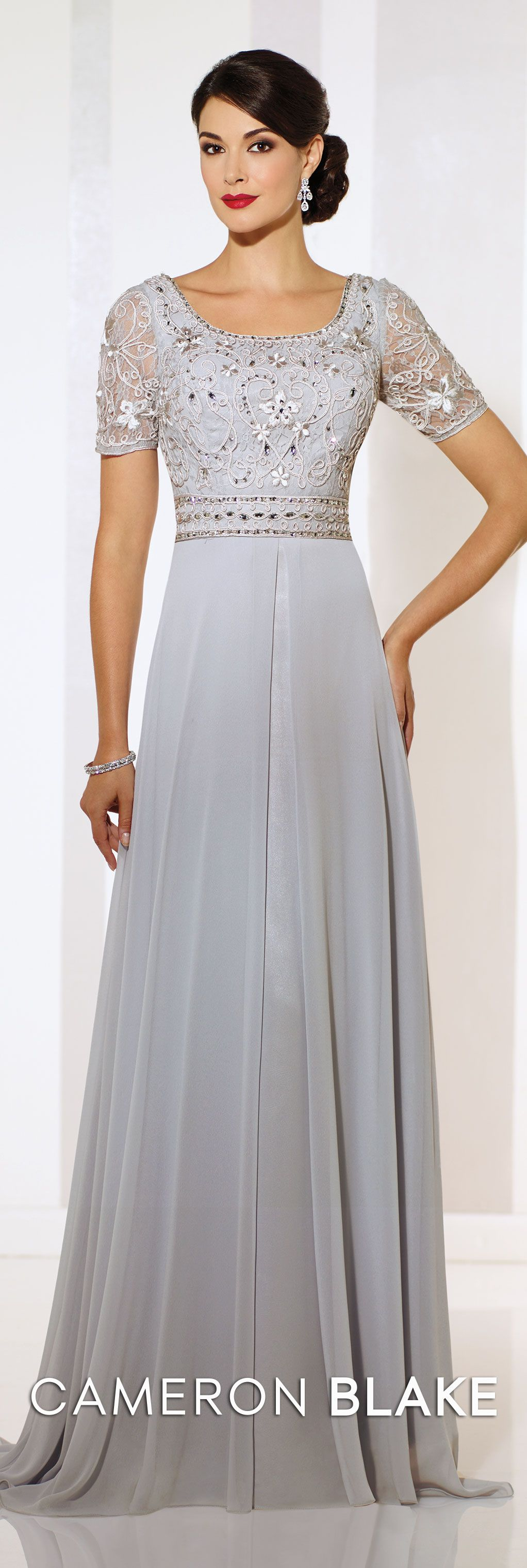 Wedding dress and jacket for guest  Cameron Blake Mother of the Bride Dresses u Dress Suits   ropa