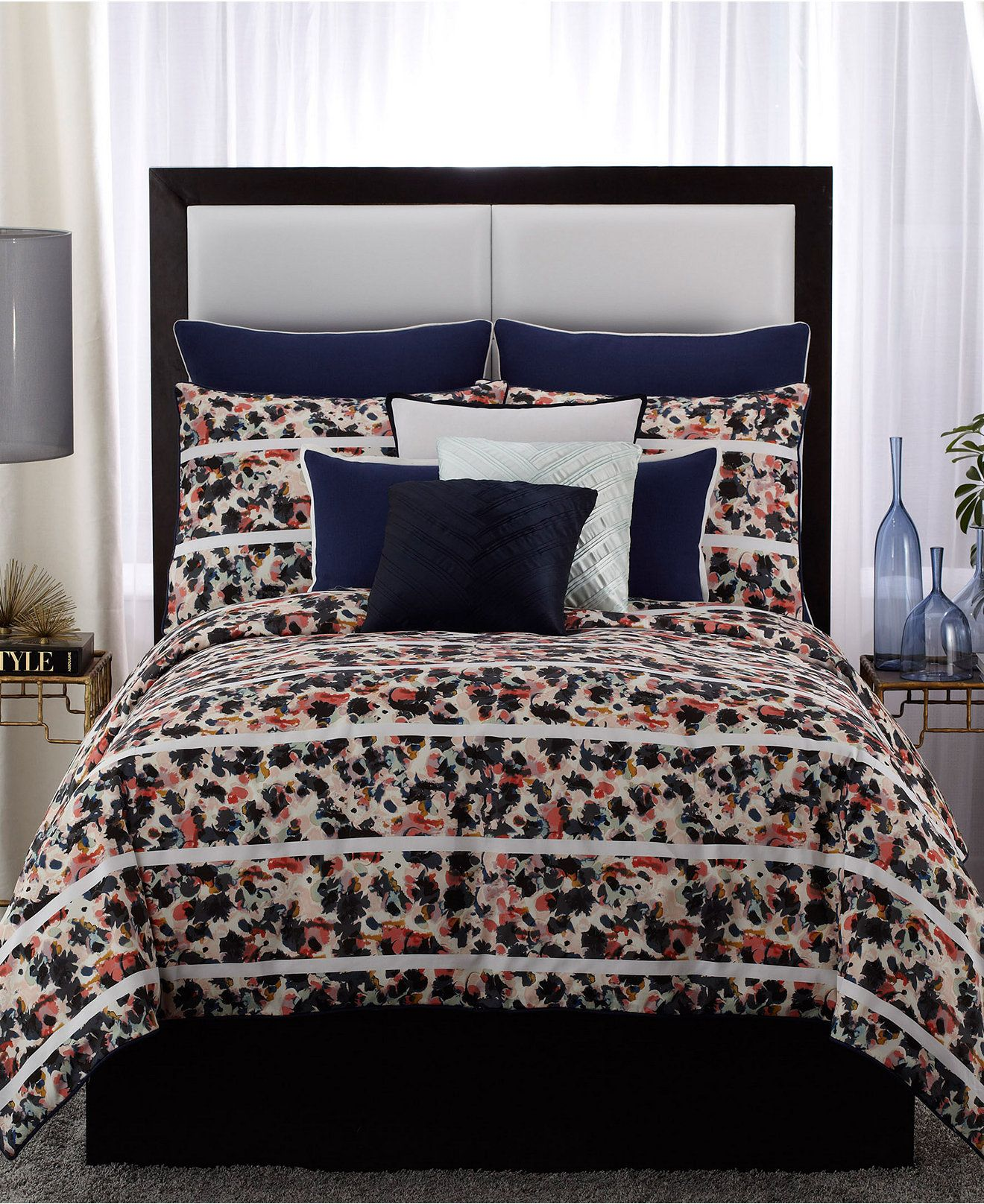 lille comforter king com qvc vince product set camuto