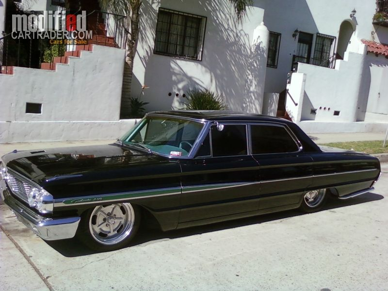 1964 Ford Galaxie Hotrod 500 Galaxie For Sale With Images