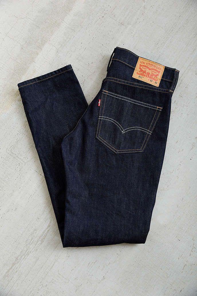 c5103e52abd Levis 511 Dark Hollow Slim Jean - Urban Outfitters