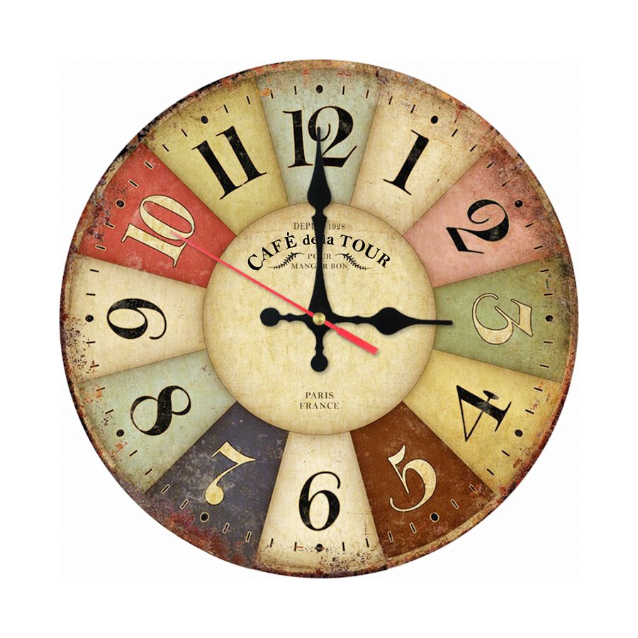 Am americana country wall clocks - Find This Pin And More On Wall Stickers