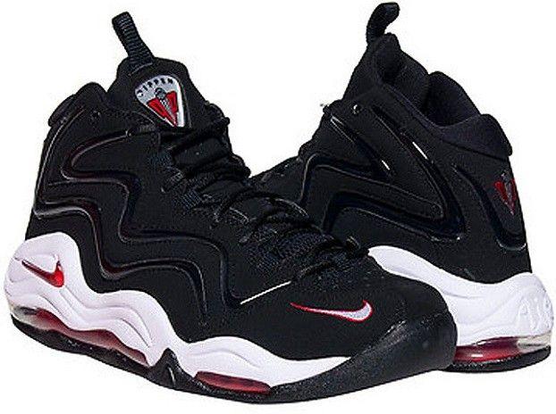 Nike Air Pippen 1 - Black /Varsity Red