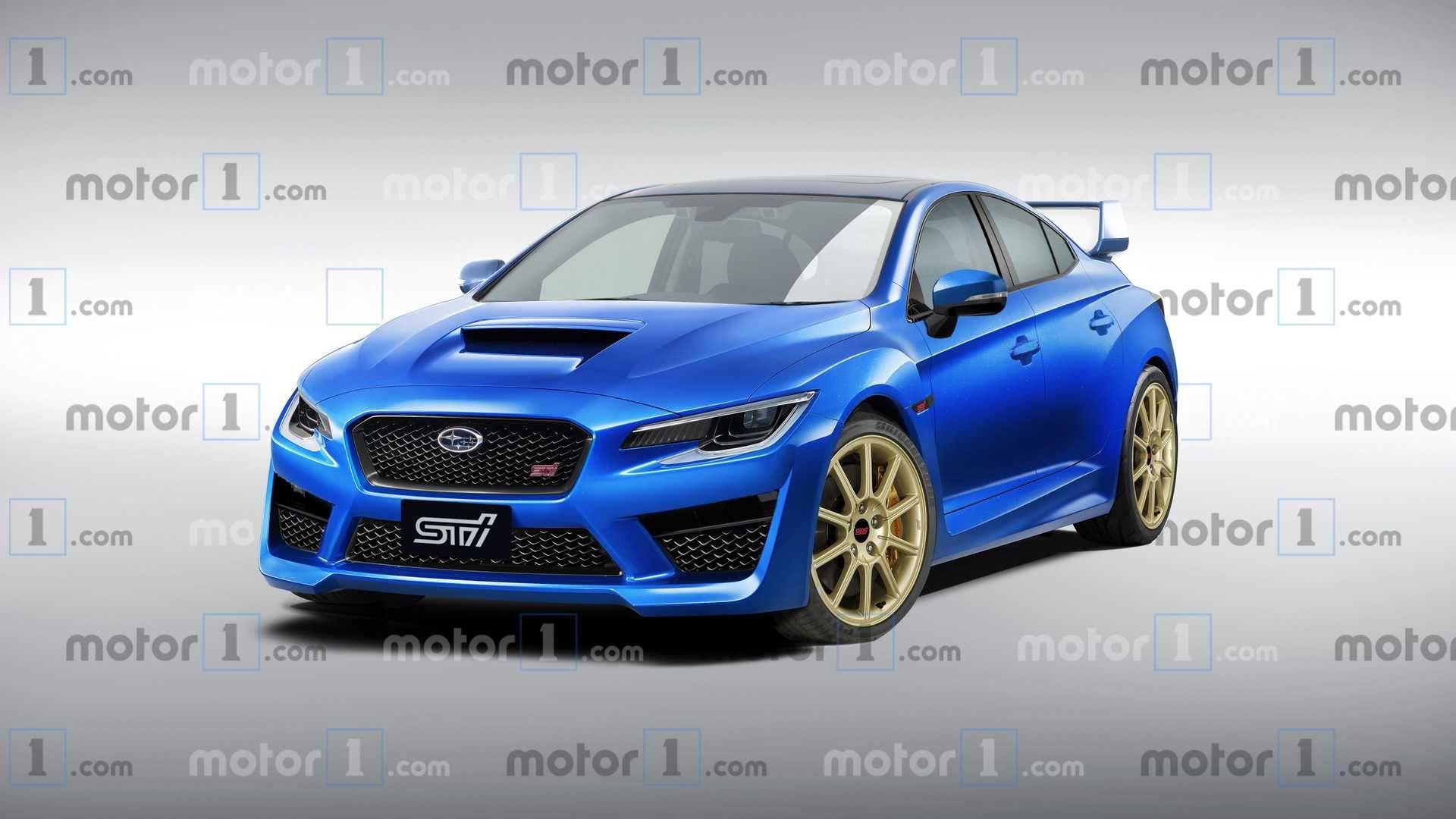 Subaru Sti Hatchback 2020 Review and Release DateCar