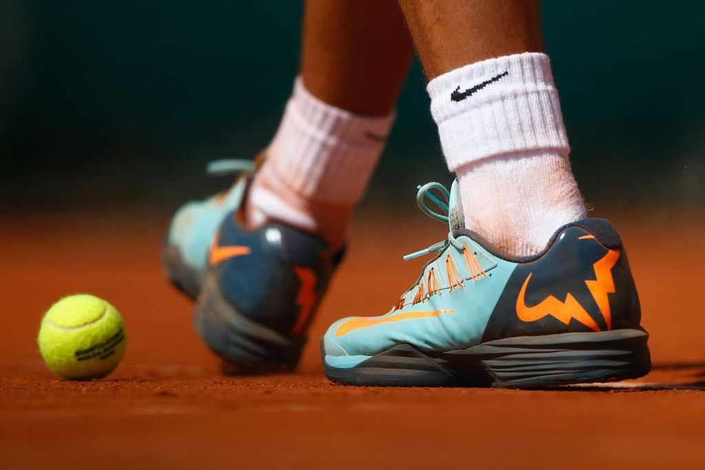 Latest news, pictures and video on Rafael Nadal, Grand Slam champion.
