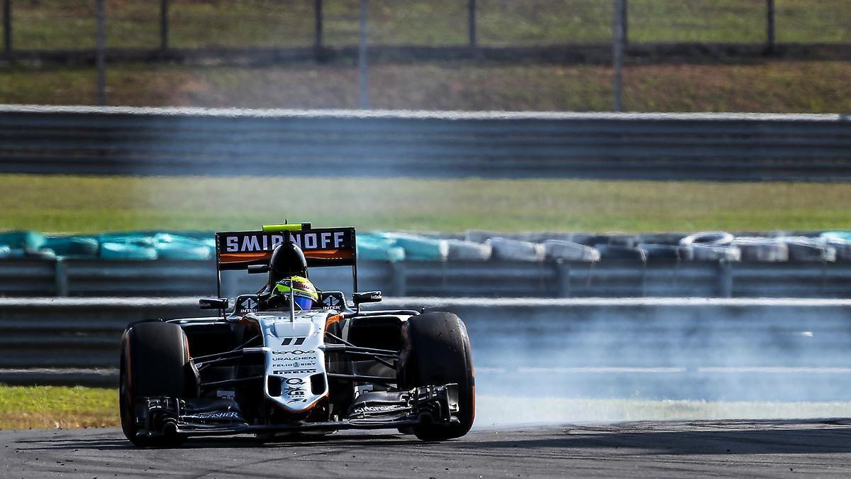 Rassistischer Tweet nach Trump-Wahl: Formel-1-Pilot Perez feuert US-Sponsor