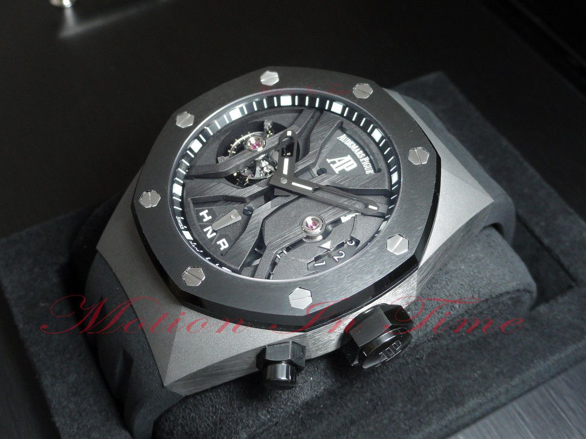 Details About Audemars Piguet Royal Oak Concept Cs1 Tourbillon Gmt