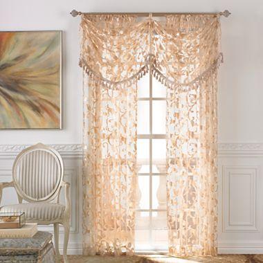 Royal Velvet 174 Viviana Window Treatments Jcpenney For