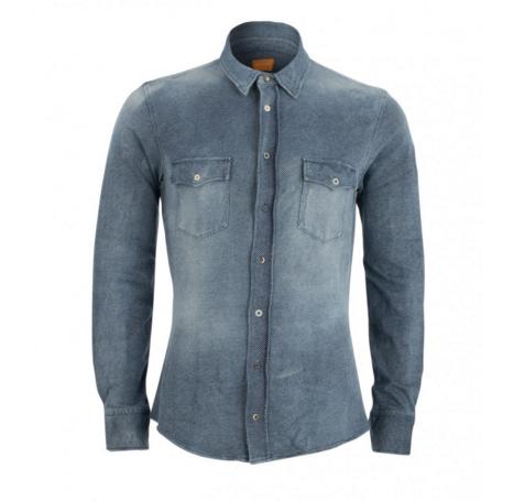 hot sale online 000da 07fae Venti Hemden Sale, Hemd Jeans Material Sieht Lässig Und ...