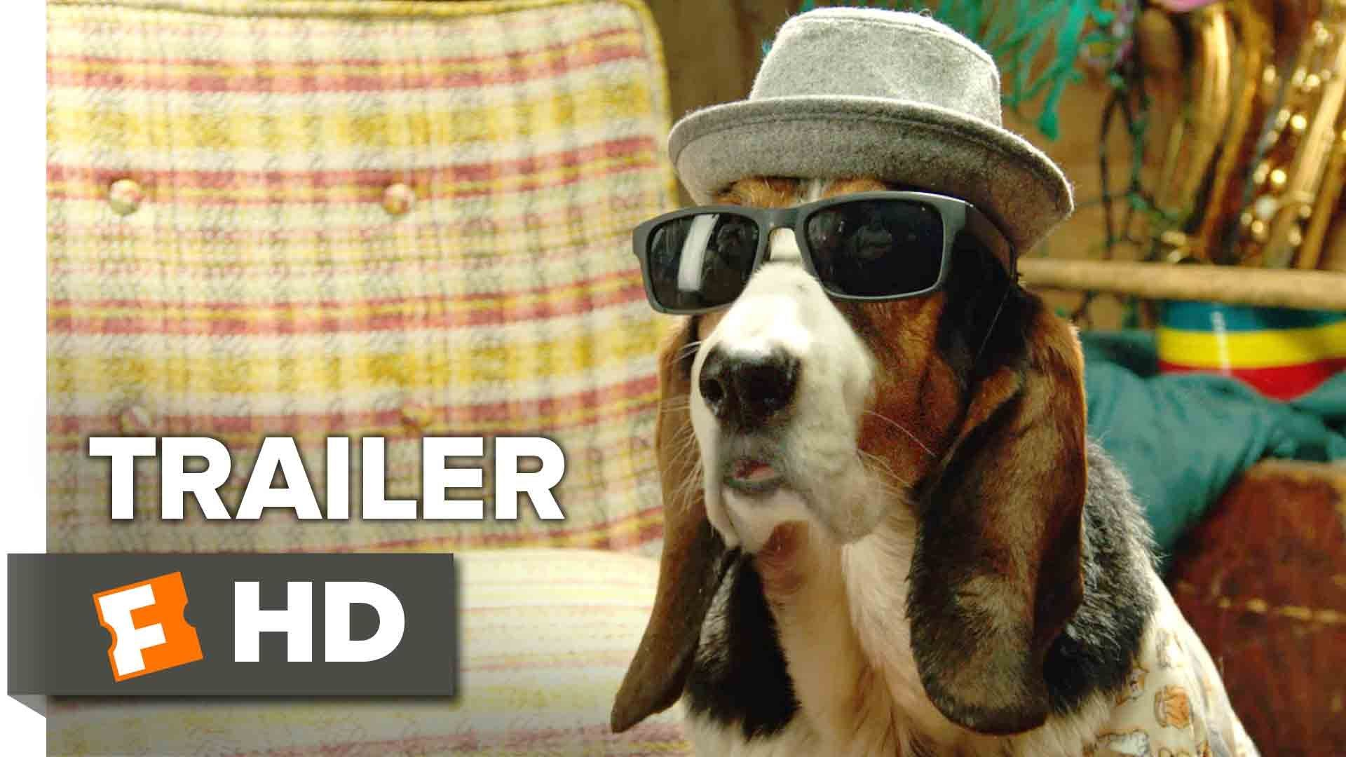 Pup Star Official Trailer 1 (2016) Air Bud Entertainment