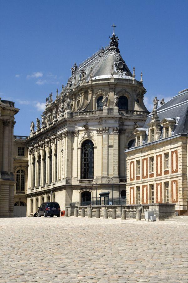 Versailles Royal Chapel ~ Paris, France