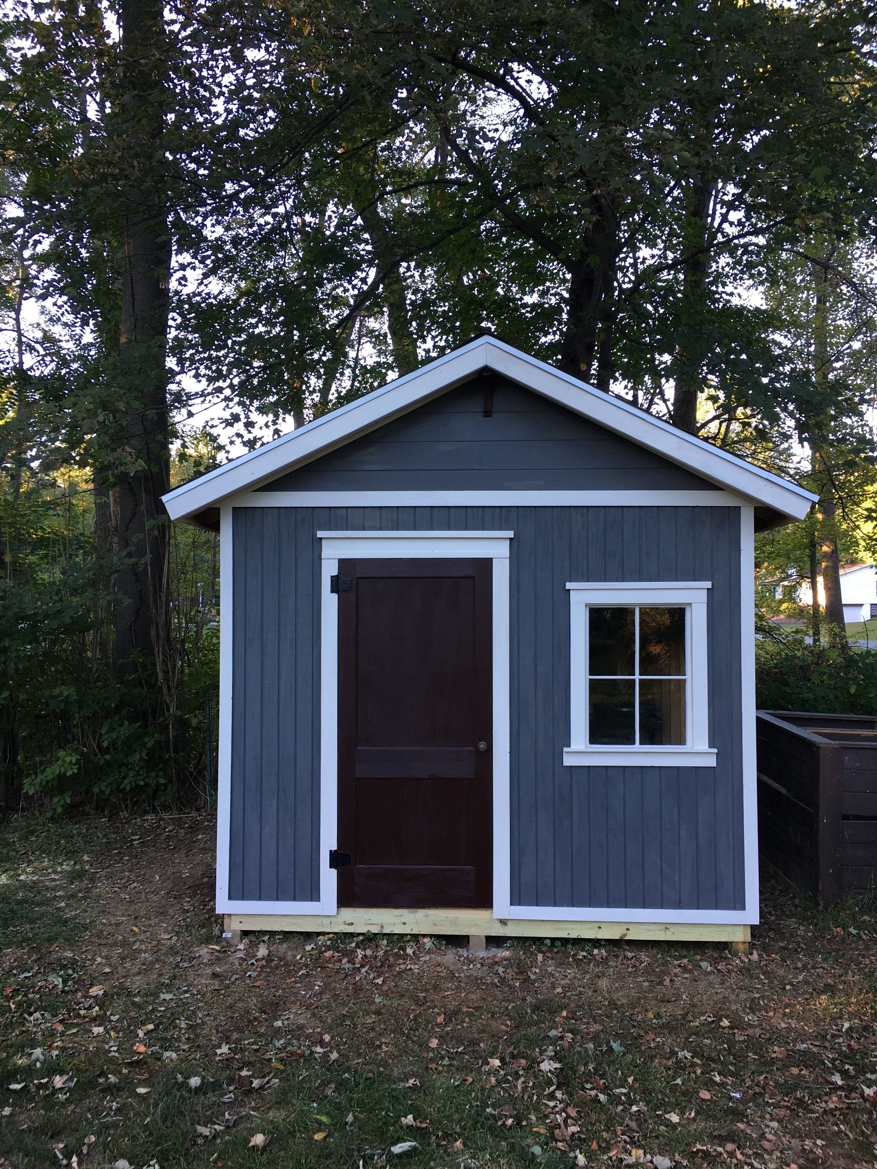 Shed Plans 10x12 Gable Shed Step By Step Construct101 Shed Plans Building A Shed Free Shed Plans