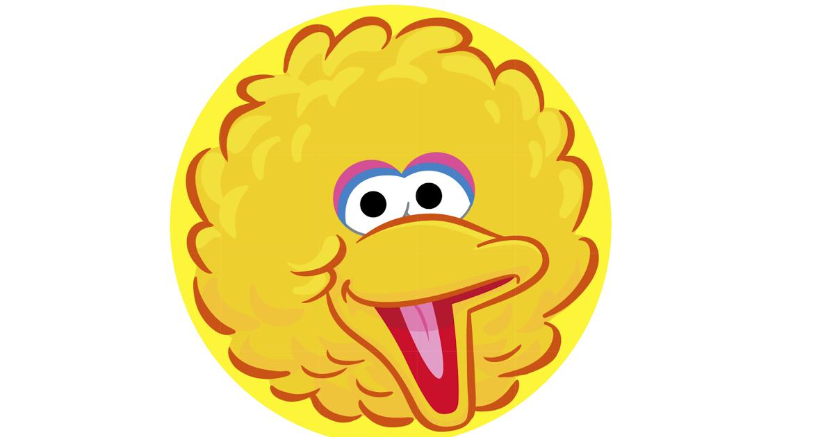 Sesame Street Pinwheels Big Bird Sesame Street Sesame