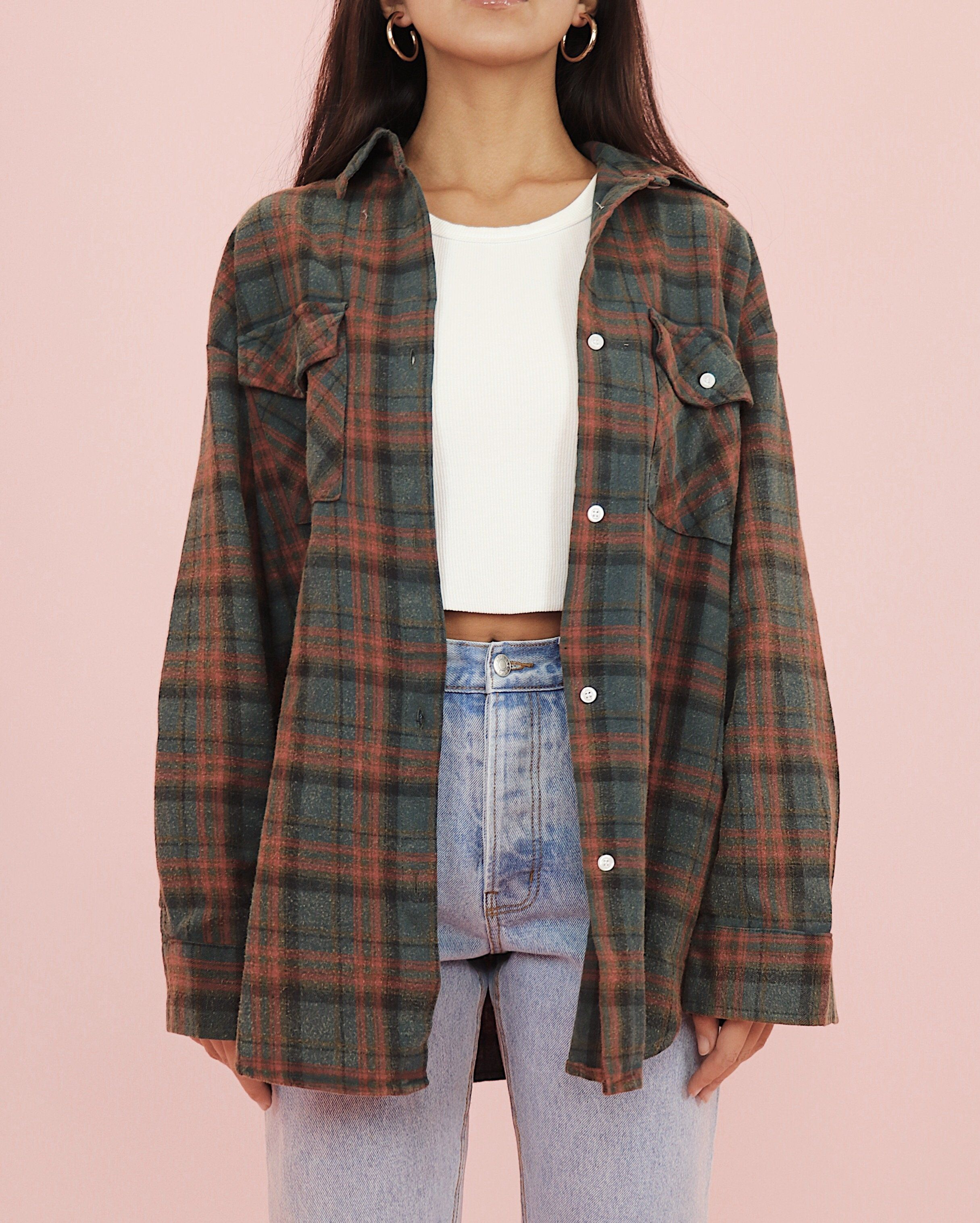 90s Flannel