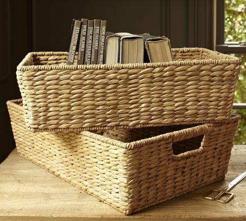 Savannah Underbed Basket Small & Savannah Underbed Basket Small | Housewear | Pinterest | Storage ...