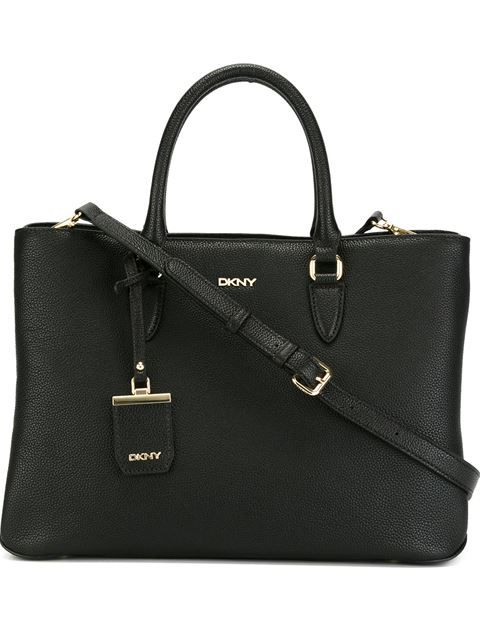 8a80ff4d0 DKNY Classic Tote. #dkny #bags #shoulder bags #hand bags #leather #tote  #lining #