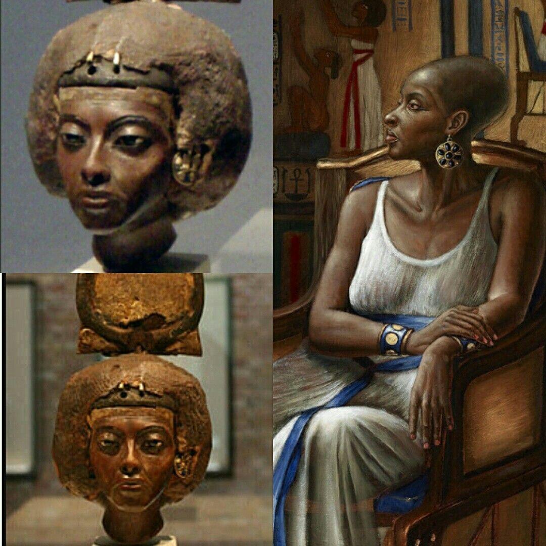 Queen #Tiye #kemet   African heritage photos   Kemet egypt, Ancient