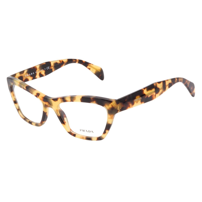 Prada Rhinestone Eyeglass Frames