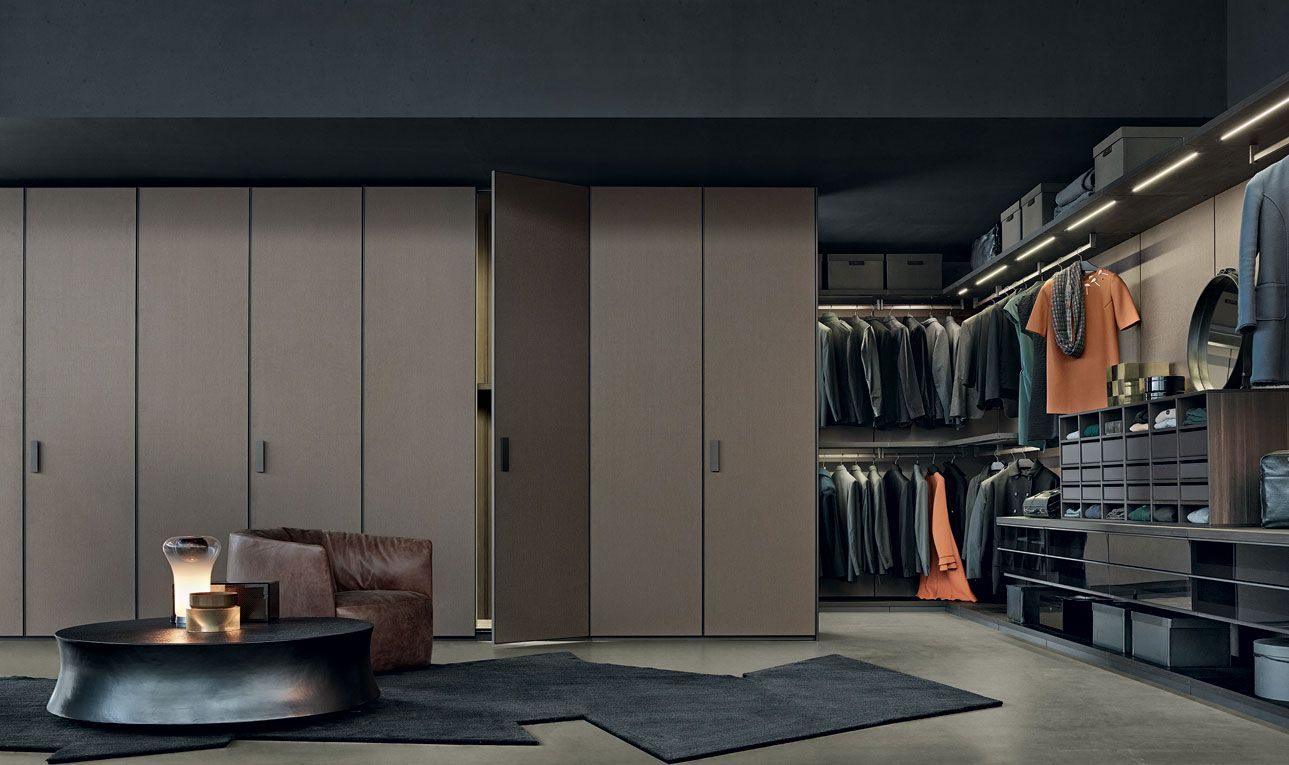 WARDROBES   POLIFORM | Bangkok | Poliform Wardrobes | Pinterest | Ottomans,  Interiors And Walking Closet