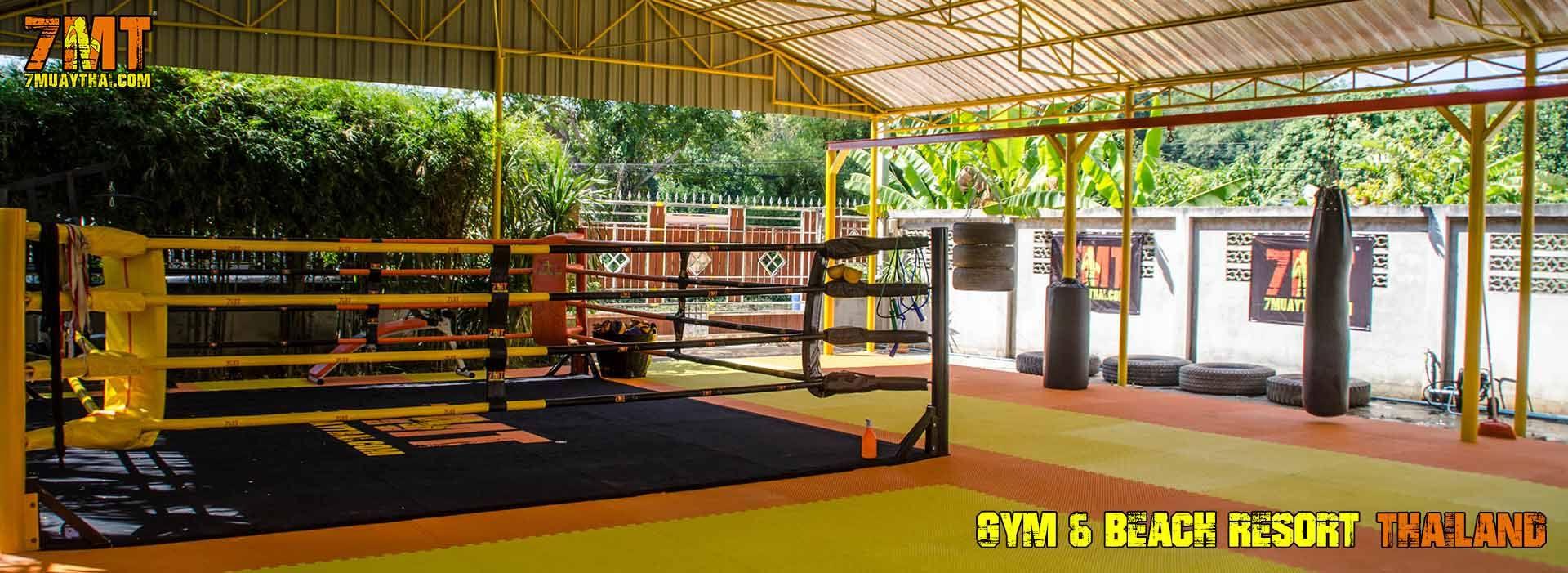 7 Muay Thai Gym Beach Resort In 2020 Muay Thai Gym Muay Thai Training Muay Thai