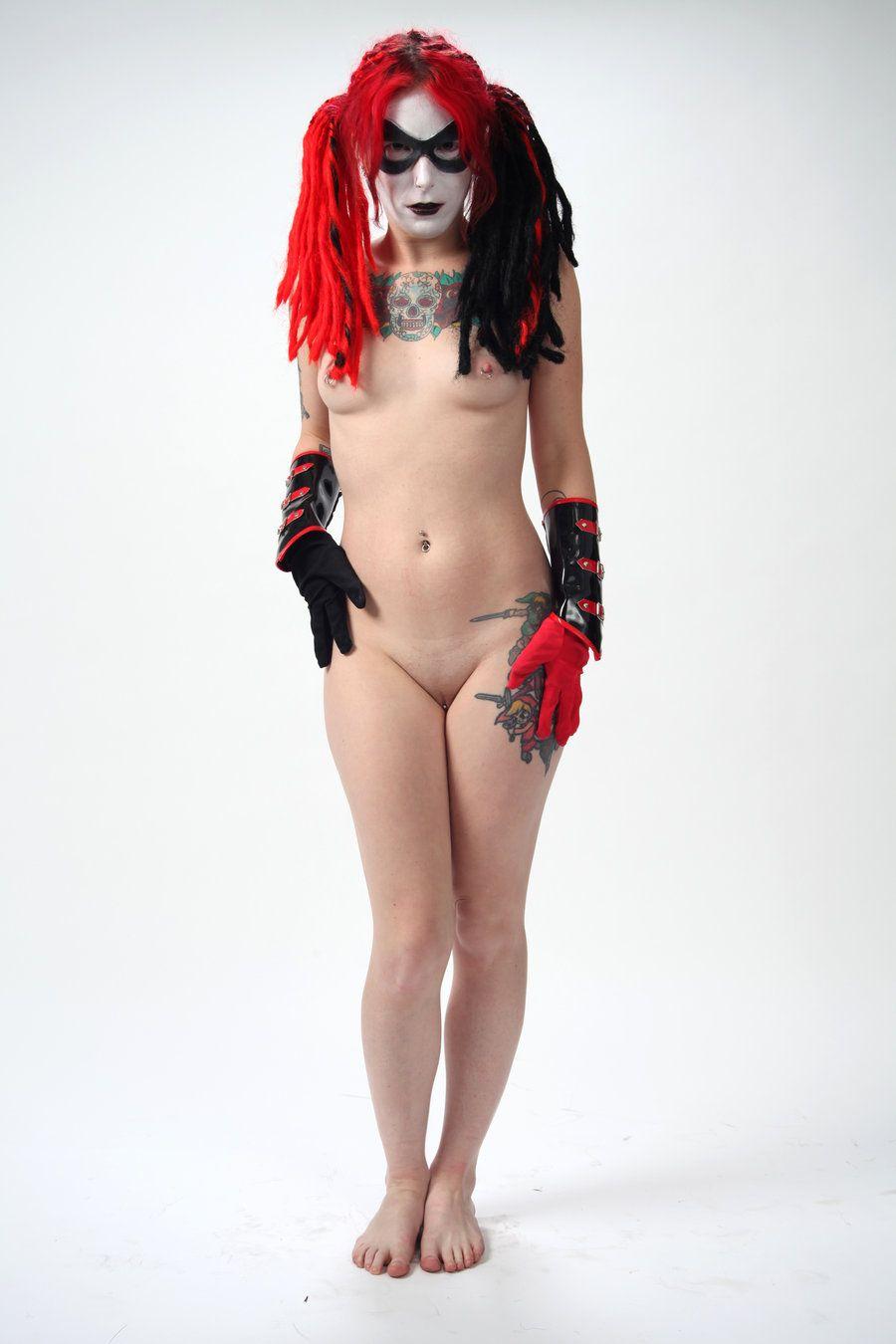 Cosplay naked women-5235