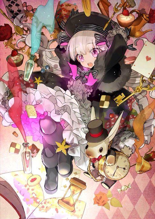 cute fate grander order fate ワダアルコ フェイト キャラクターデザイン