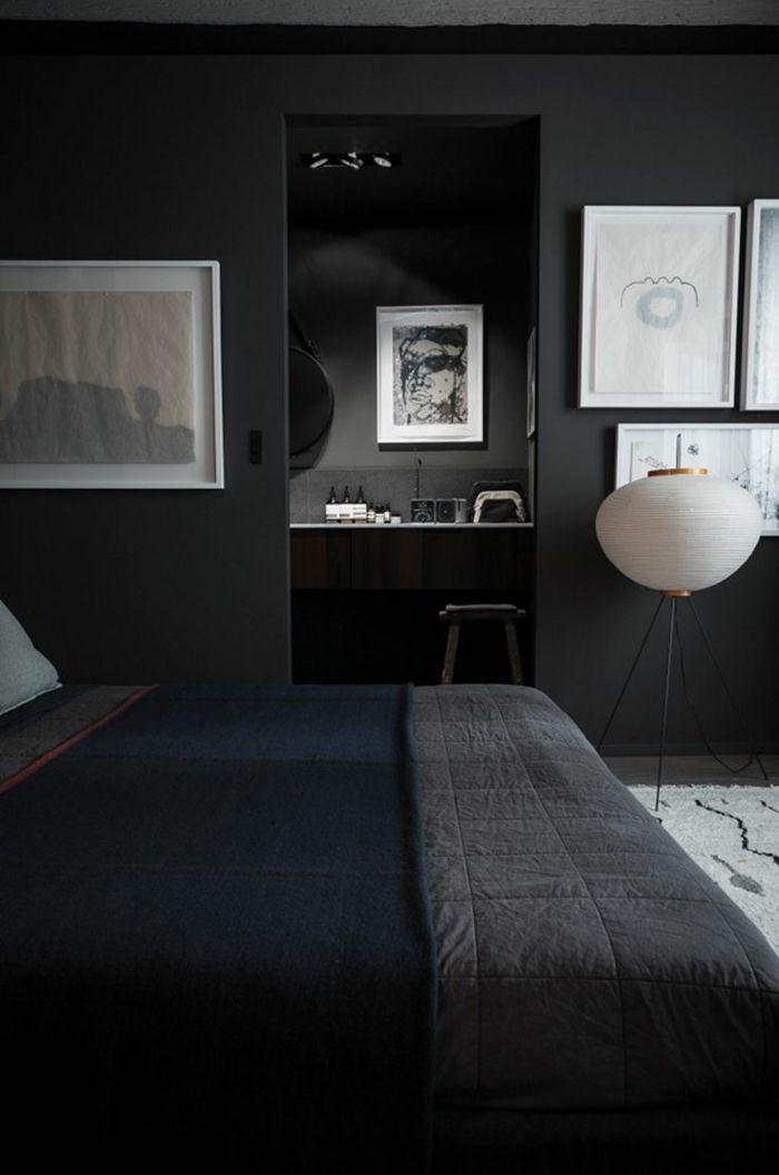 Wohnideen Für Schlafzimmer Wände wände streichen ideen wohnideen schlafzimmer stehle teppich