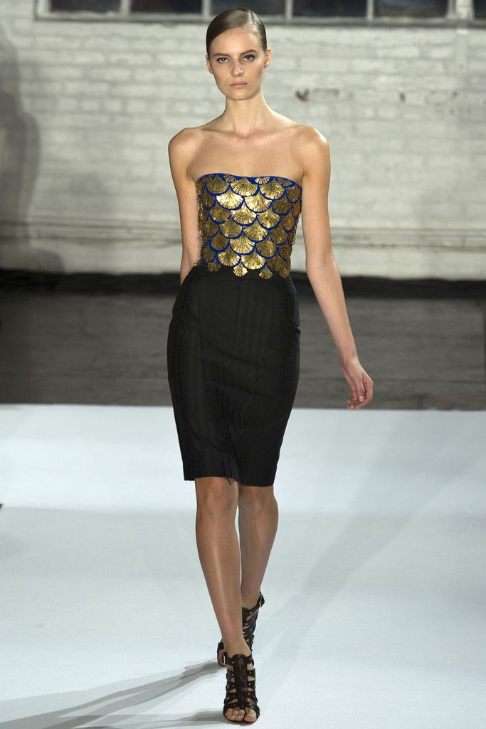 Altuzarra Spring 2013 Ready-to-Wear Collection