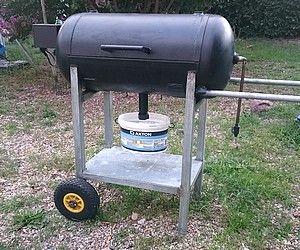 Magret de canard au barbecue you bricolage pinterest - Fabriquer un barbecue avec un chauffe eau ...