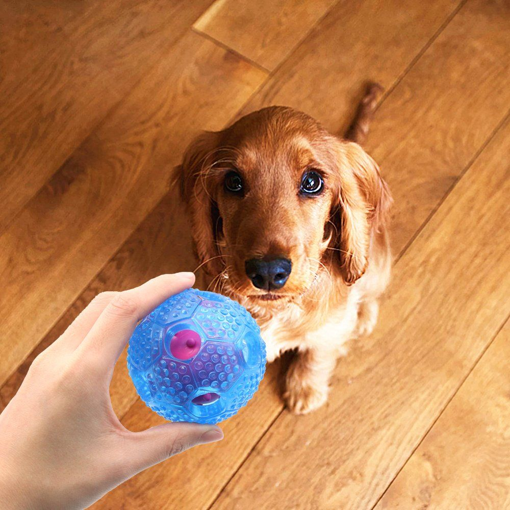 Small Dog Toys Mihachi Dog Toy Balls Food Dispensing Iq Treat