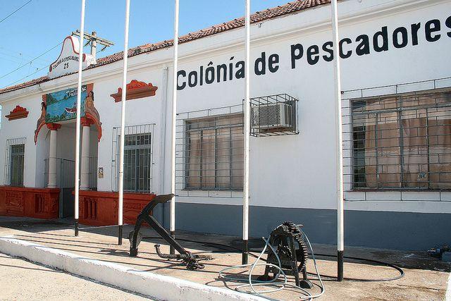 Colônia de Pescadores - Z5. Ilha da Pintada |  Foto: Tarsila Pereira/PMPA |  Homenagem da Foxter Cia. Imobiliaria |  http://www.foxterciaimobiliaria.com.br