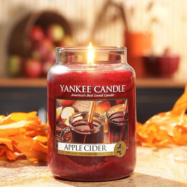The Yankee Candle Co Autumn Love And Halloween