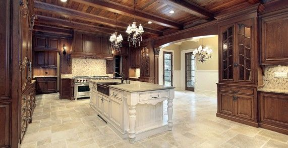 Is Marble A Suitable Flooring Option For The Kitchen? Foundation ...