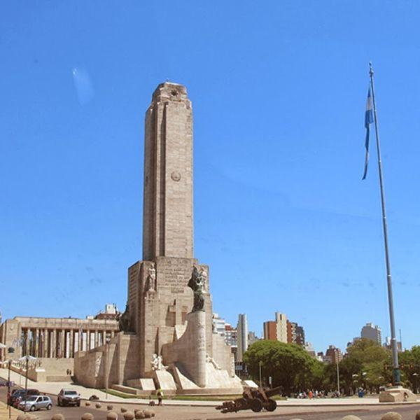 MONUMENTO BANDERA.- ROSARIO- ARGENTINA