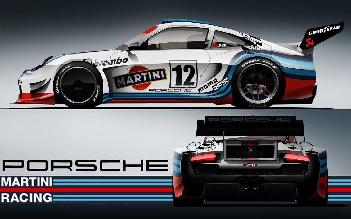 Le Mans Gte Pro Porsche 2017 Martini Racing Porsche By