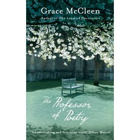 'The Professor of Poetry' by Grace McClean #ReadIt