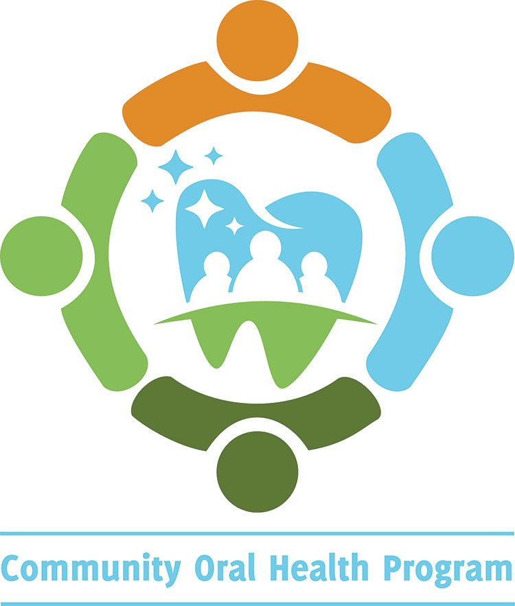 Community oral health program public health contra