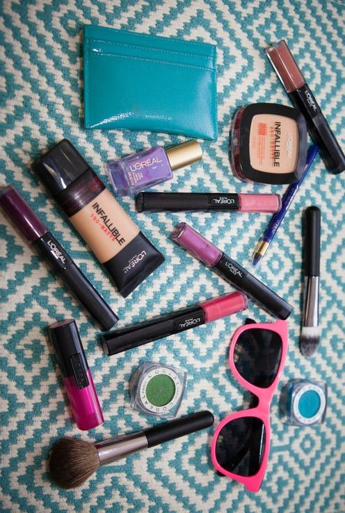 Summer Essential Make-up