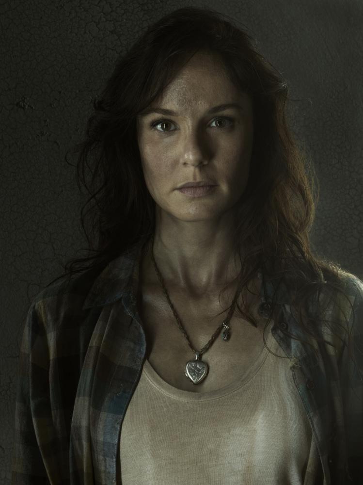 THE WALKING DEAD Season 3 Character Portraits - News